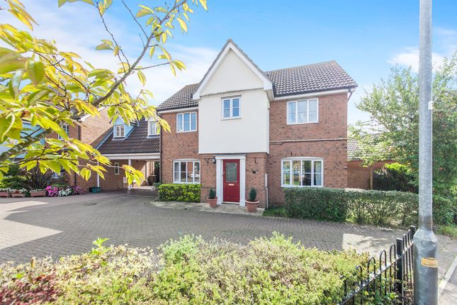 Thumbnail Detached house for sale in Regimental Way, Dovercourt, Harwich