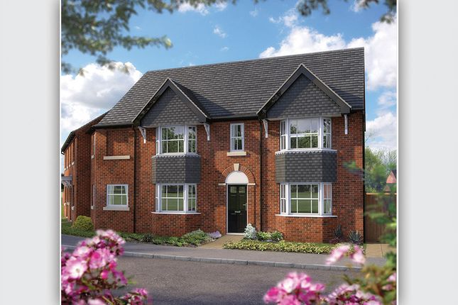 "Thumbnail Semi-detached house for sale in ""The Admington"" at Bishopton Lane, Bishopton, Stratford-Upon-Avon"