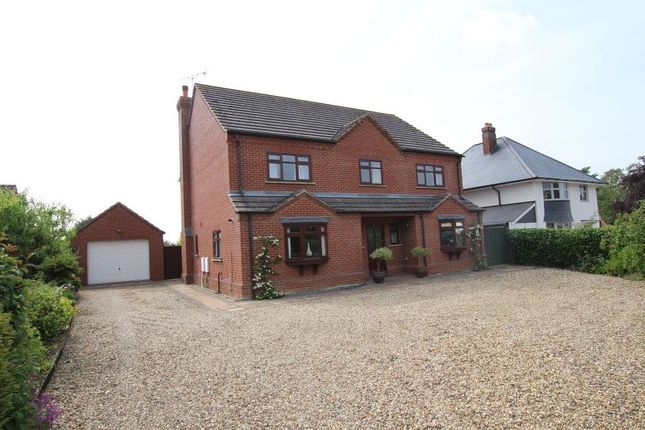 Thumbnail Detached house for sale in Downham Road, Ely