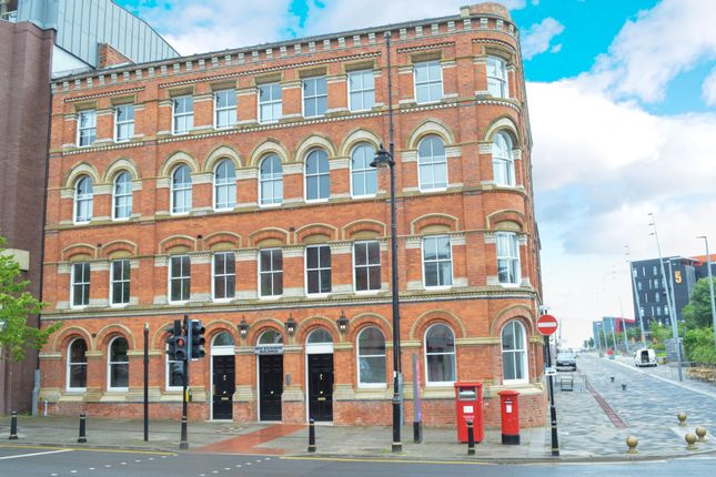 Thumbnail Flat to rent in New Exchange Buildings, Queens Square, Middlesbrough