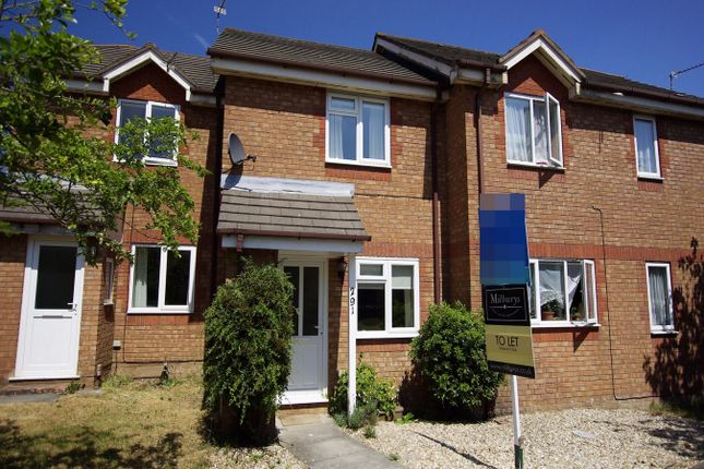 Thumbnail Terraced house to rent in Ormonds Close, Bradley Stoke, Bristol