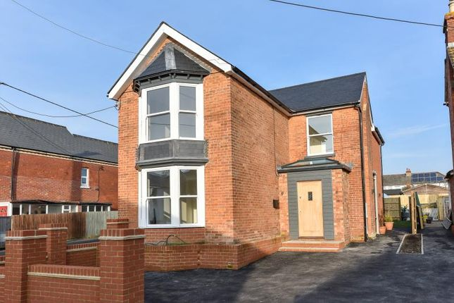 Thumbnail Detached house to rent in Old Winton Road, Andover