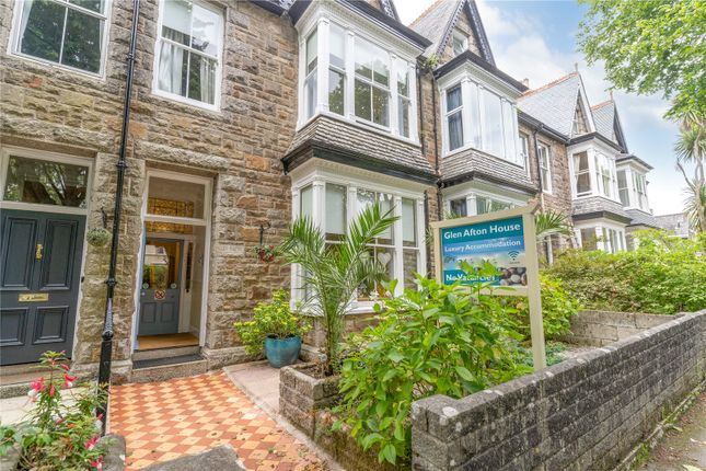 Thumbnail Terraced house for sale in Alexandra Road, Penzance, Cornwall