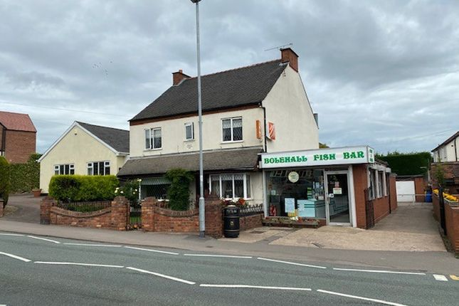 Thumbnail Restaurant/cafe for sale in Amington Road, Tamworth