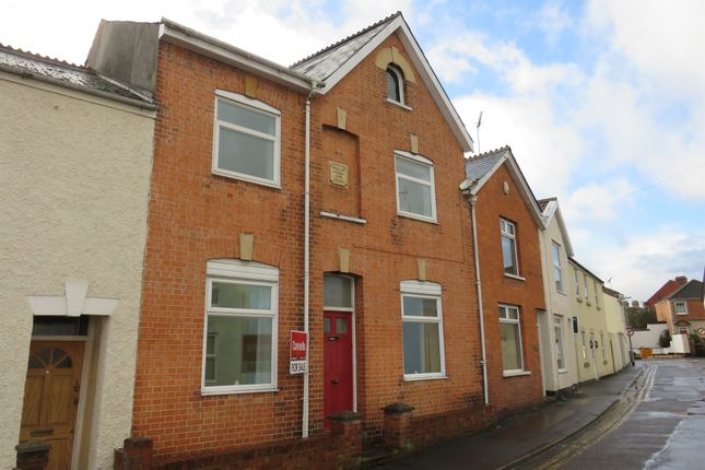 3 bed terraced house for sale in Portman Street, Taunton
