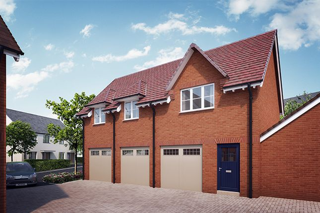 """Thumbnail Flat for sale in """"Coach House"""" at William Morris Way, Tadpole Garden Village, Swindon"""