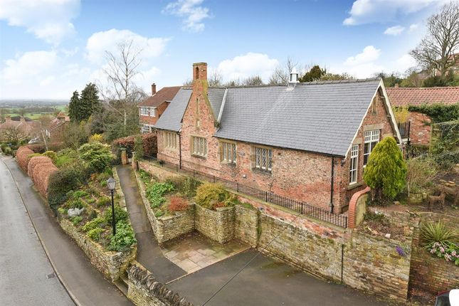 Thumbnail Detached house for sale in Westway, Crayke, York