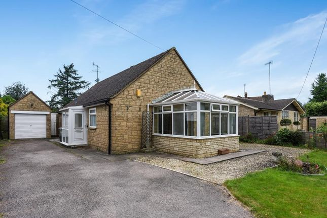 Thumbnail Detached bungalow for sale in Shipston On Stour, Warwickshire
