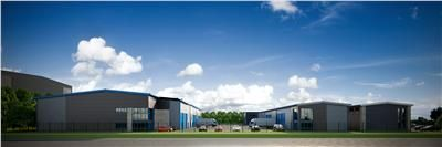 Thumbnail Light industrial to let in Unit 7, 8 & 9 Flanshaw Business Park, Flanshaw Way, Wakefield