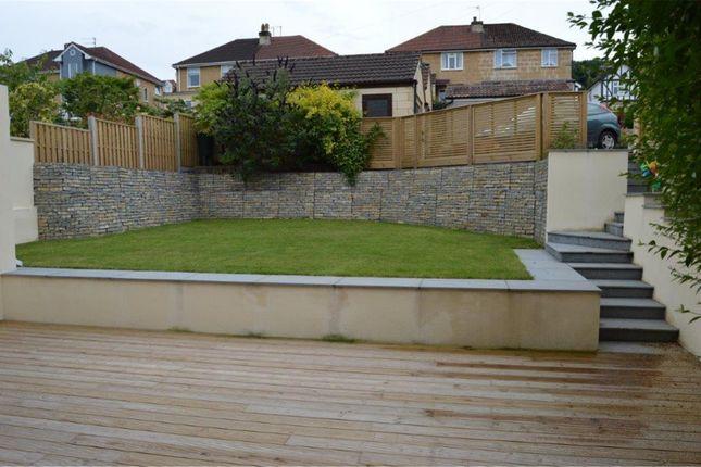 Rear Garden of Bloomfield Grove, Bath, Somerset BA2