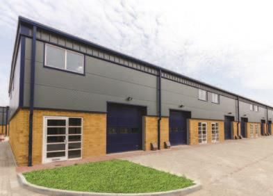 Thumbnail Warehouse to let in Glenmore Business Park Phase 2, Sites K, L, M, N, Portfield, Chichester, West Sussex