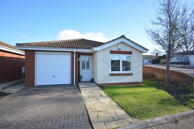 Thumbnail Detached bungalow for sale in Clarence Gardens, Broadstone