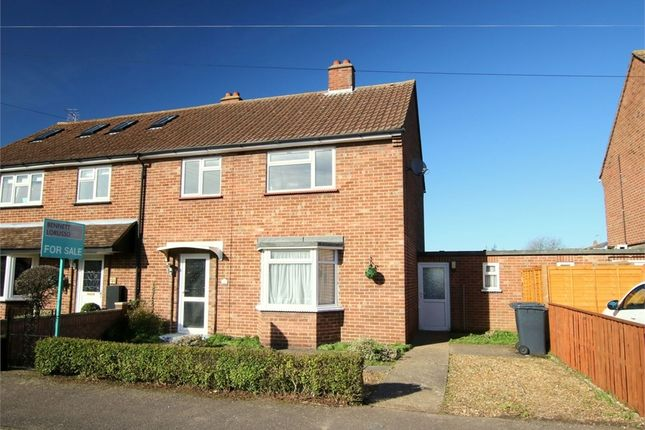 Thumbnail Semi-detached house for sale in Queensway, St. Neots