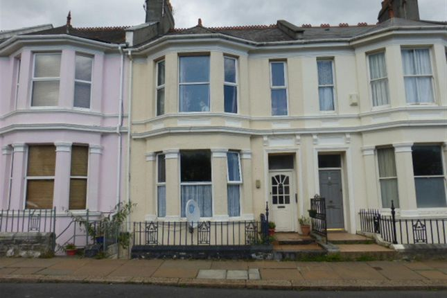 Thumbnail Terraced house for sale in Radford Road, Plymouth