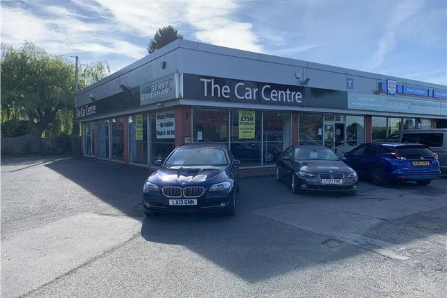 Thumbnail Retail premises to let in Car Showroom, Whitestone Service Station, Worcester Road, Whitestone, Hereford, Herefordshire