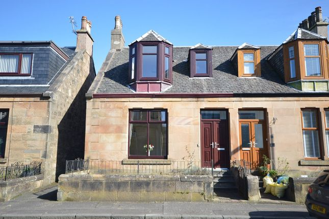 Thumbnail End terrace house for sale in Alma Street, Falkirk, Stirlingshire