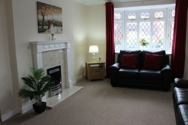 Lounge of Hawkstone Close, Duston, Northampton NN5