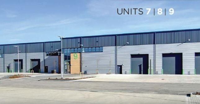 Thumbnail Industrial to let in Unit 9, Egham Business Park, Ten Acre Lane, Egham, Surrey