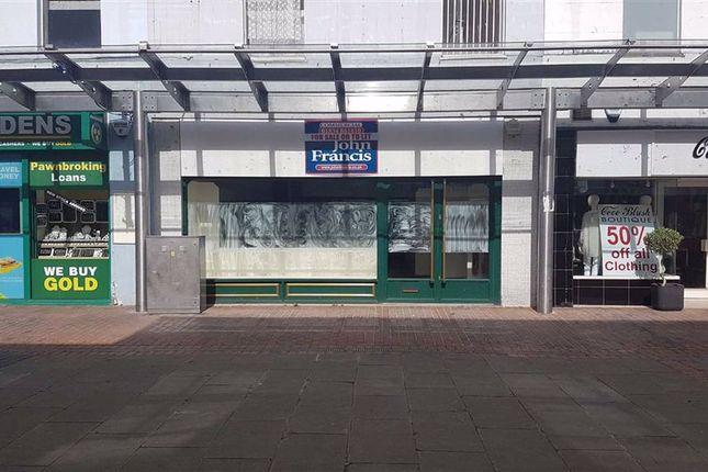 Thumbnail Retail premises for sale in Stepney Street, Llanelli, Carmarthenshire