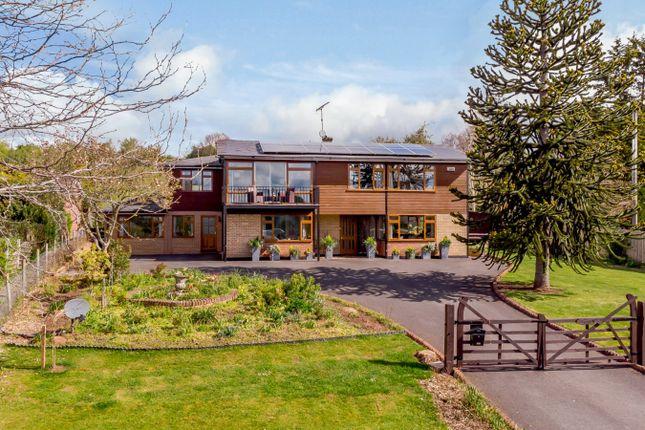 Detached house for sale in Tavern Lane, Newnham Bridge, Tenbury Wells, Worcestershire