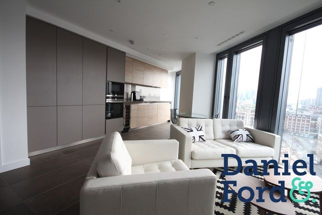 Thumbnail Flat to rent in City Road, Clerkenwell, London