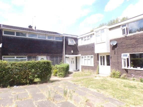 Thumbnail Terraced house for sale in Trindehay, Laindon, Basildon