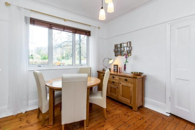 Dining Room of Burlam Road, Middlesbrough, North Yorkshire, . TS5
