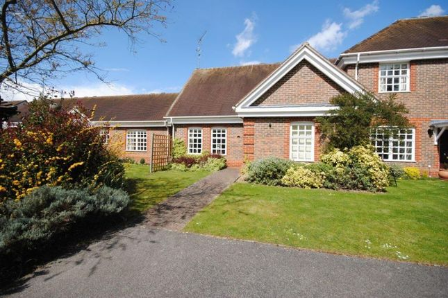 Thumbnail Bungalow for sale in 14 Britwell Drive, Berkhamsted, Castle Village