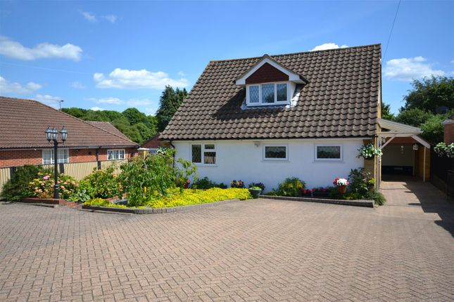 Thumbnail Detached bungalow for sale in Moniton Estate, West Ham Lane, Basingstoke