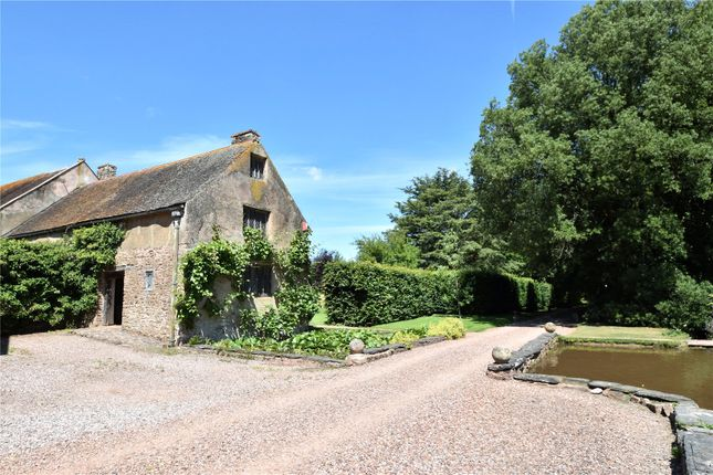 Thumbnail Flat to rent in Cothay Manor, Greenham, Wellington, Somerset