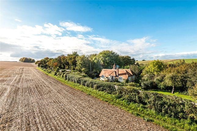 Thumbnail Detached house for sale in Romsey Road, Kings Somborne, Stockbridge, Hampshire