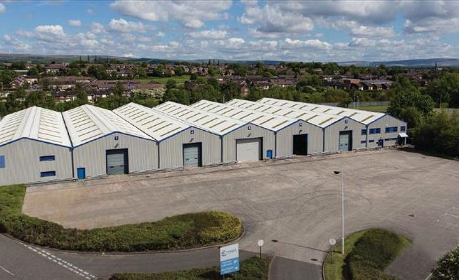 Thumbnail Light industrial to let in Unit B11, Heywood Distribution Park, Heywood