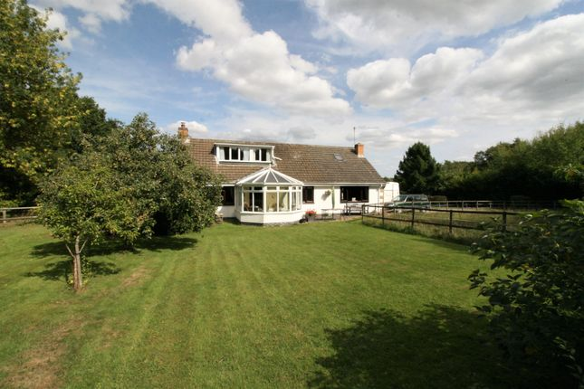 Thumbnail Detached bungalow for sale in Bottom Road, Hardwick Wood, Wingerworth, Chesterfield