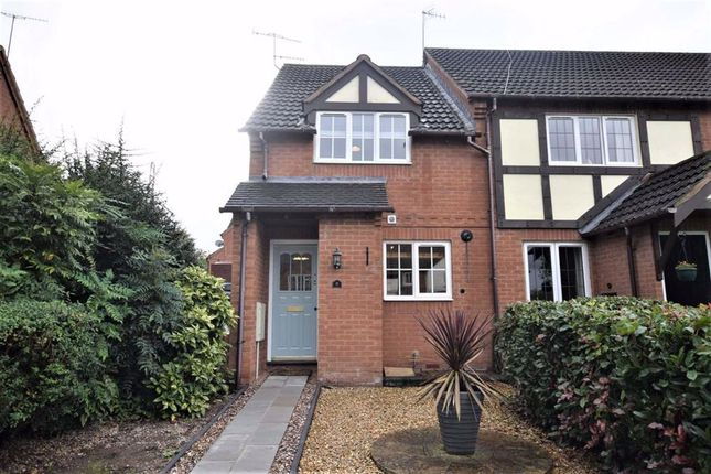 2 bed end terrace house for sale in Torridon Walk, St Peters, Worcester WR5