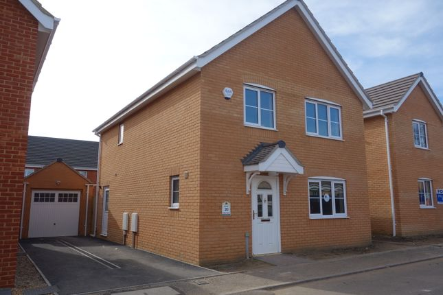 Thumbnail Detached house for sale in Barn Owl Close, Station Road, Reedham, Norwich
