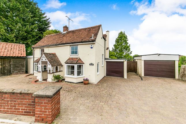 Thumbnail Cottage for sale in Ipswich Road, Colchester