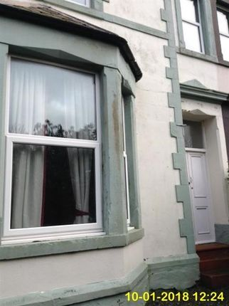 Thumbnail Terraced house to rent in Inkerman Terrace, Whitehaven, Cumbria