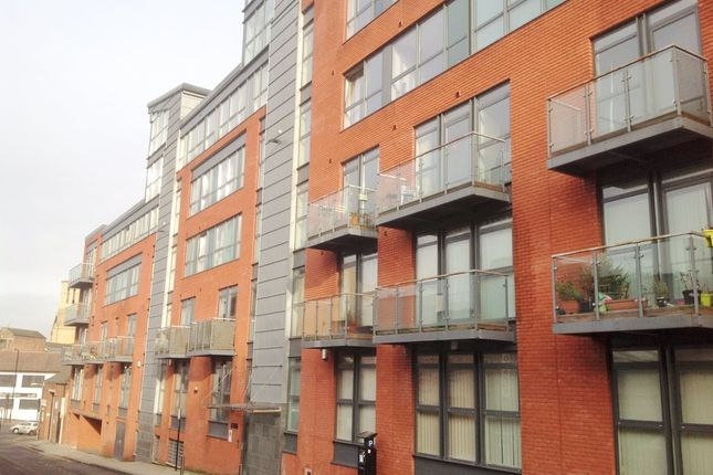 1 bed flat to rent in Bailey Street, Sheffield