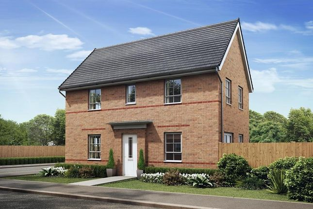 "Thumbnail Detached house for sale in ""Moresby"" at Red Lodge Link Road, Red Lodge, Bury St. Edmunds"