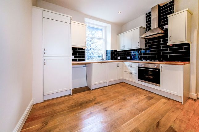 Thumbnail End terrace house for sale in High Street, Tideswell, Buxton