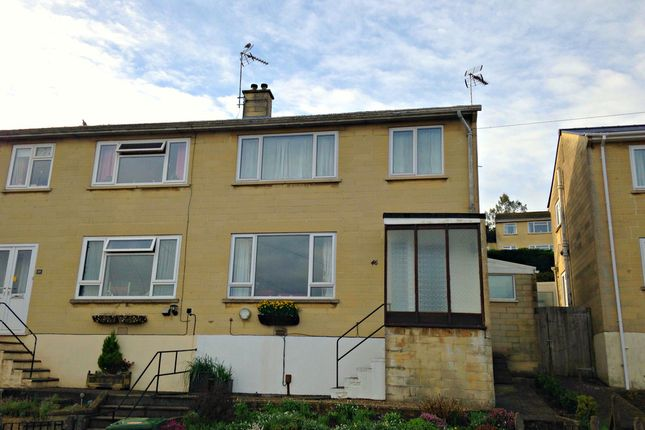 Thumbnail Semi-detached house for sale in Ambleside Road, Kingsway, Bath