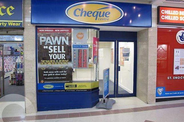 Thumbnail Retail premises to let in King Street, Kilmarnock, 1Lt, Scotland