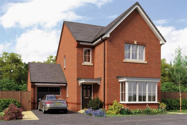 "Thumbnail Detached house for sale in ""The Esk"" at Backworth, Newcastle Upon Tyne"