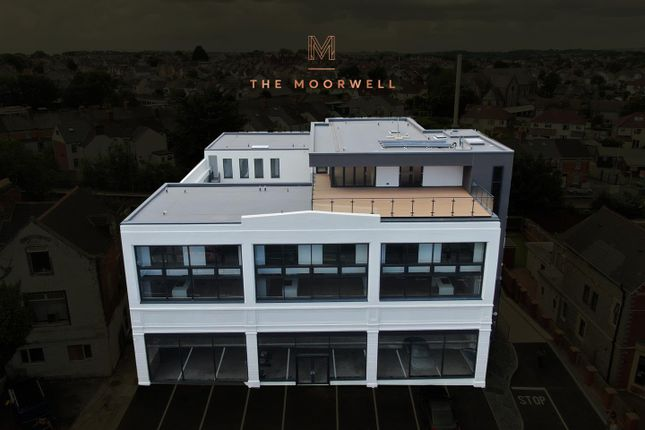 Thumbnail Flat for sale in The Sadler, The Moorwell, Windsor Road, Penarth
