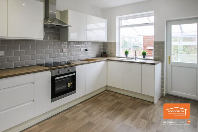 Thumbnail Detached bungalow for sale in Friezland Lane, Walsall Wood, Walsall