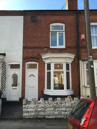 Thumbnail Terraced house to rent in Dora Street, Walsall