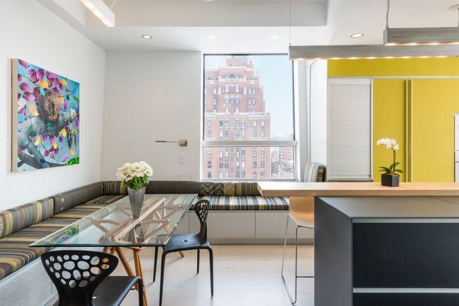 Modern Kitchen With City Views