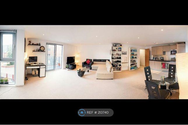 Thumbnail Flat to rent in Neptune Street, Leeds