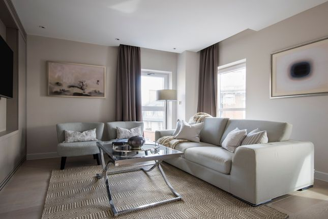 Thumbnail Flat to rent in Peabody Estate, Vauxhall Bridge Road, London