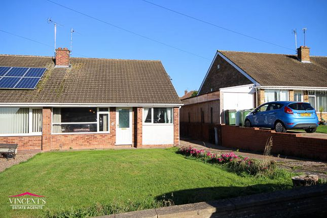 Thumbnail Bungalow for sale in Hat Road, Braunstone Town, Leicester